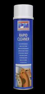 PM RAPID CLEANER