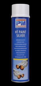 PM HT PAINT SILVER
