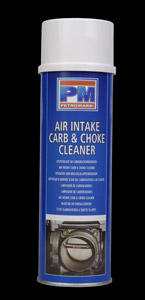 PM AIR INTAKE CARB & CHOKE CLEANER