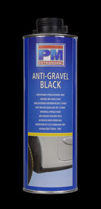 PM ANTI-GRAVEL SPRAY BLACK